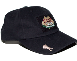 Cam's Cause cap - black