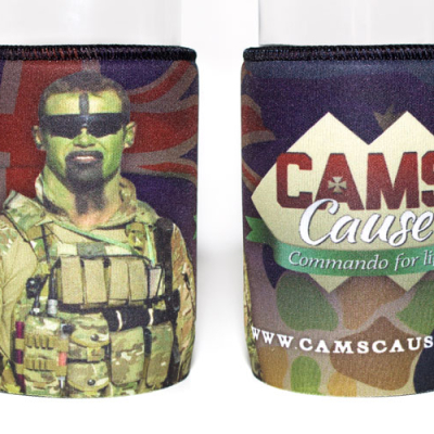 Cam's Cause Stubby Holder