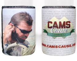 Cam's Cause 2015 stubby holder