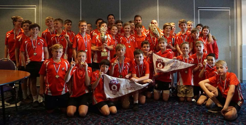 Redland JFC U12 & U13 Premiership Winning Teams
