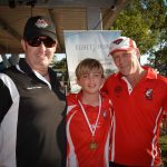 Zac Larcome, U12 CPL Cameron Baird VC MG Grand Final Medalist