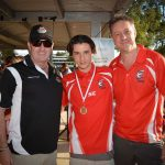 Riley Weller, U17 CPL Cameron Baird VC MG Grand Final Medalist