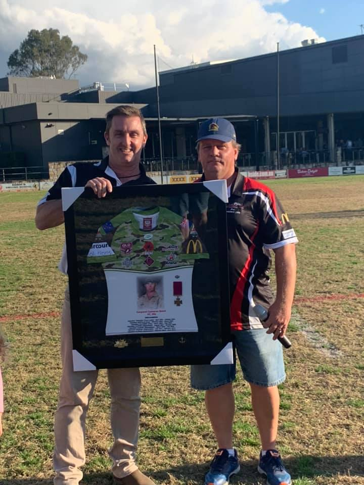 Thank You – West Arana Hills Rugby League Club