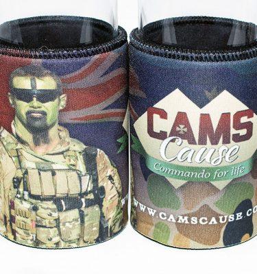 Cam's Cause stubby holder - 2014 design