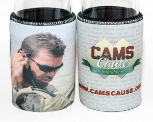 Cam's Cause stubby holder - 2015 design