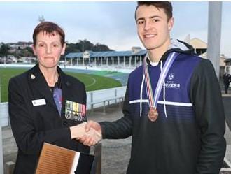 Dockers, Magpies continue Cameron Baird Shield Tradition