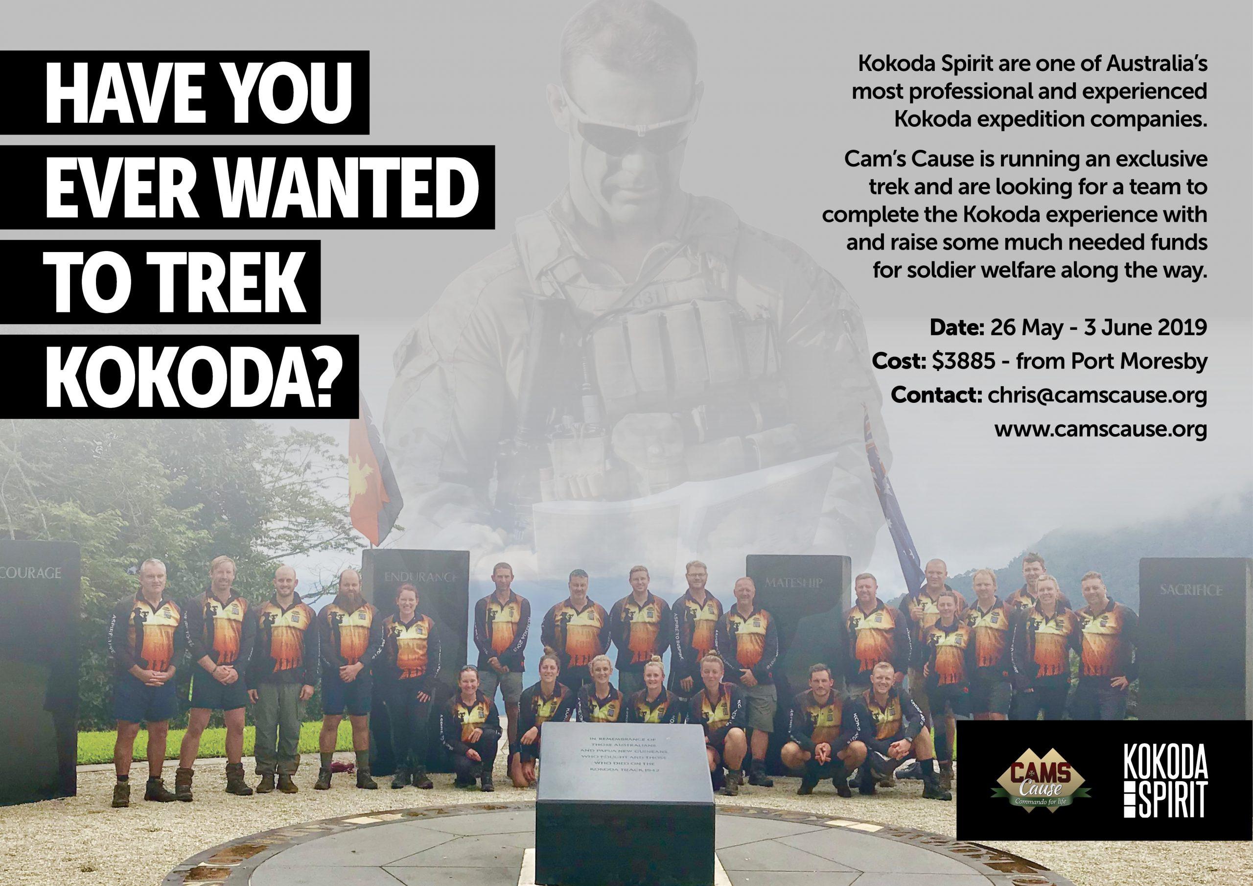 Kokoda 2019 Trek