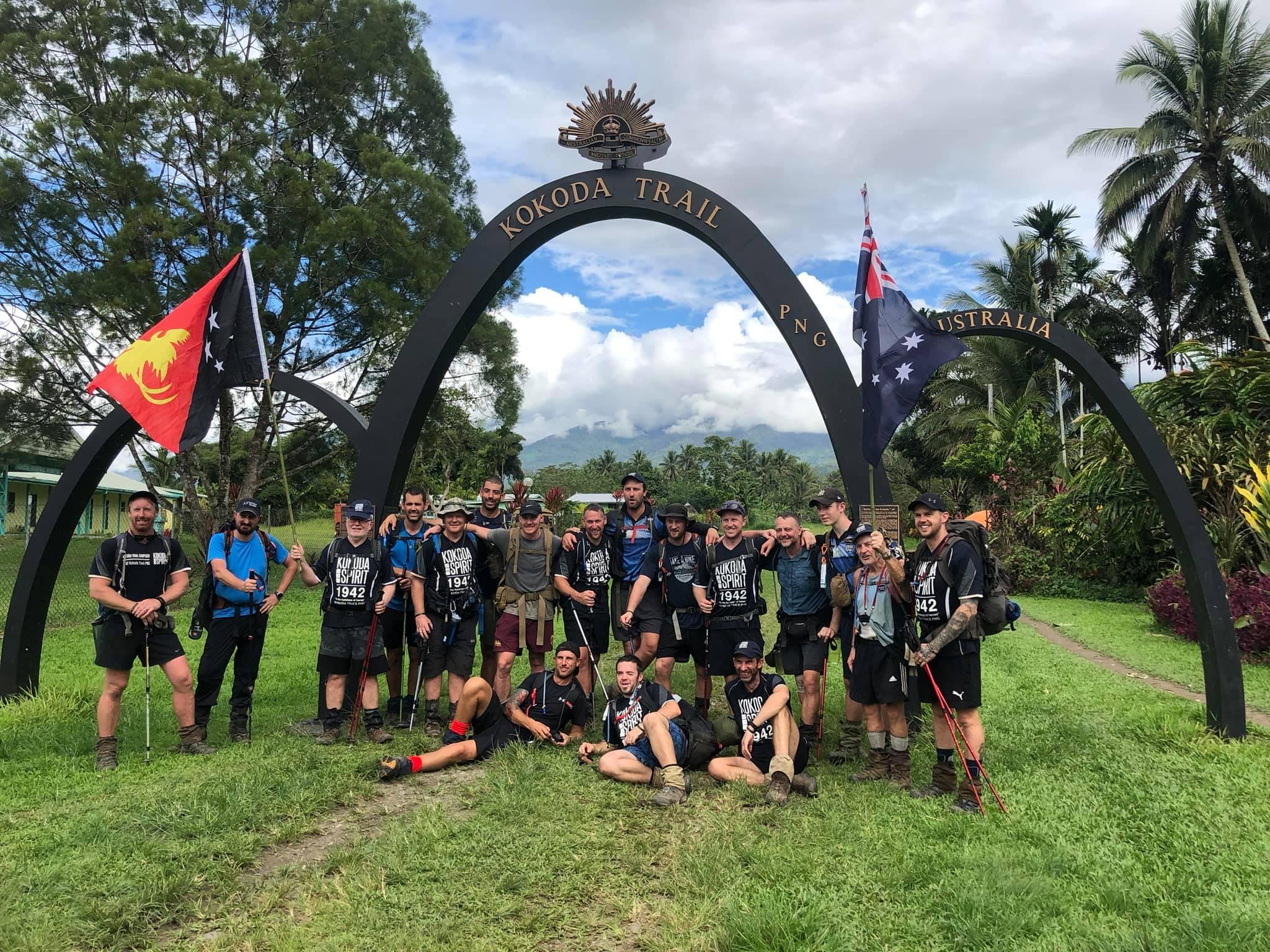 2019 Kokoda Trek Completed!