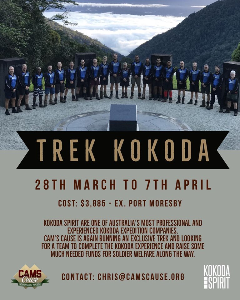 Interested in trekking Kokoda??