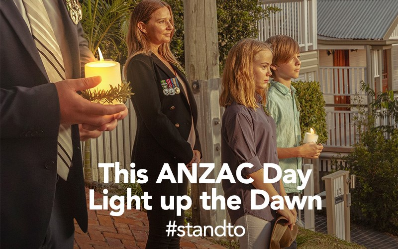 #standto with Cams Cause this Anzac Day